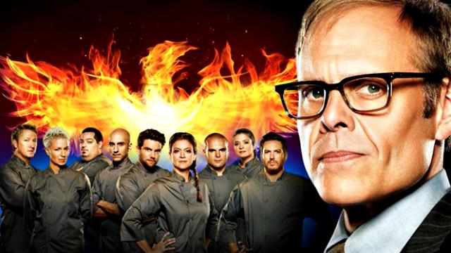 'Next Iron Chef' Web Show Outcome Affects TV Series [PREMIERE]