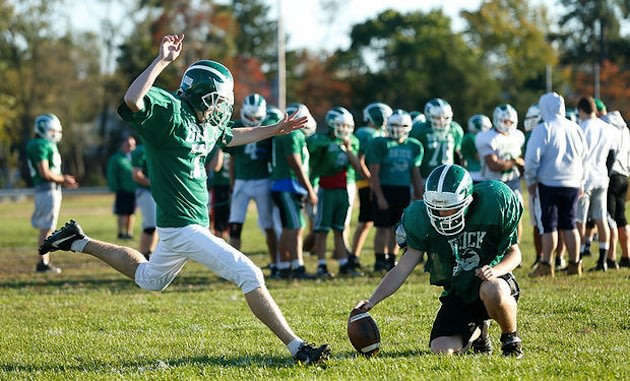 Autistic teen kicker Anthony Starego has filed a precedent-setting lawsuit to gain a fifth year of eligibility — Newark Star-Ledger