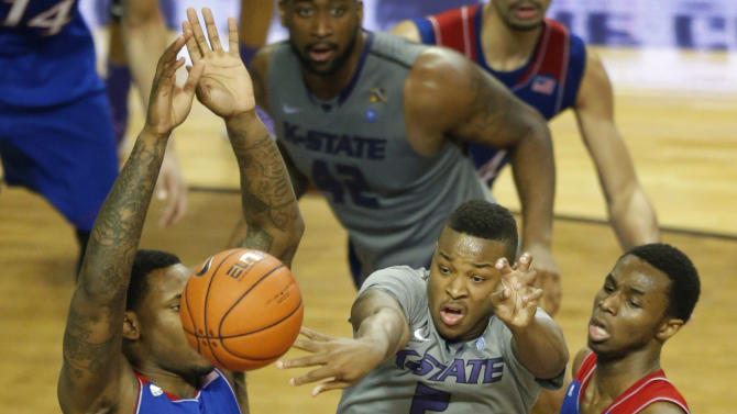 Unheralded freshman Foster driving K-State success
