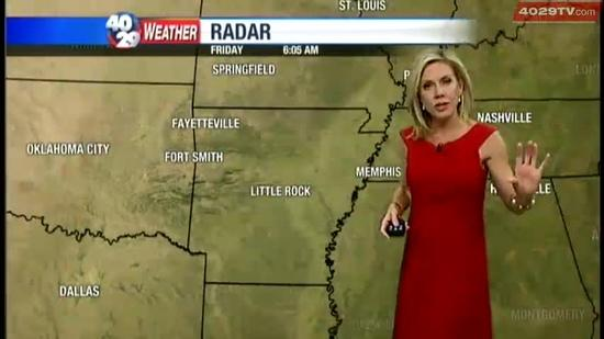 Laura's Weather Webcast Jan. 18th