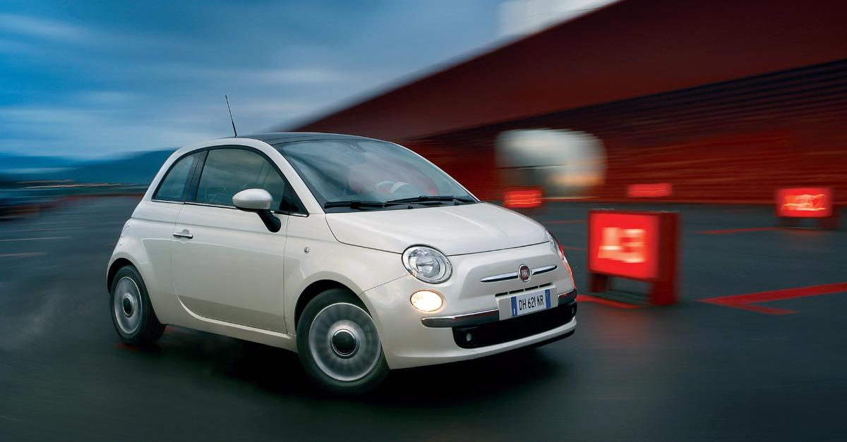 Top 3 Shockingly Compact Cars
