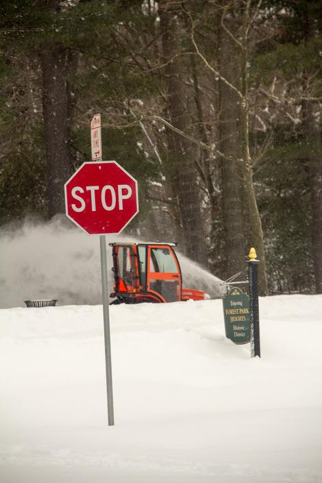 First Person: Digging Out from Nemo in Western Massachusetts