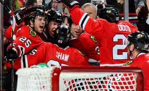 NHL Playoff Game Day 1: Blackhawks-Wild, Blues-Kings, Red Wings-Ducks