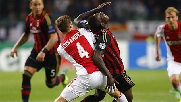 Champions League - Match facts: AC Milan v Ajax