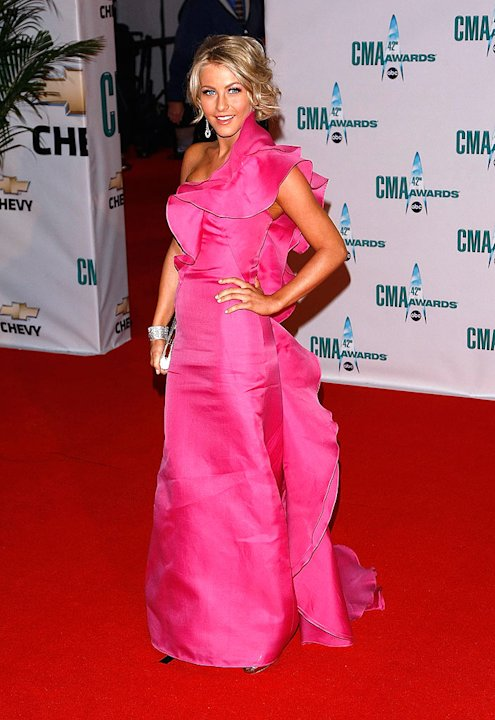 Hough Julianne CMA Awards