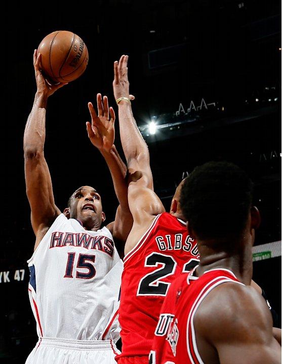 Chicago Bulls v Atlanta Hawks