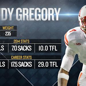 2015 NFL Draft: Randy Gregory scouting report