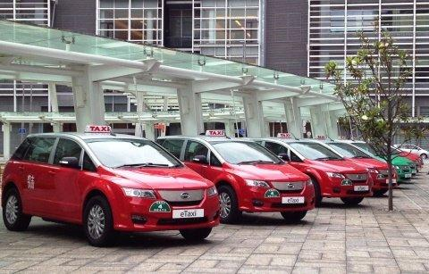 Hong Kong's First Pure-Electric Taxis Begin Service, Revolutionizing Public Transport