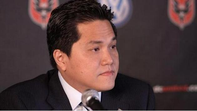 Serie A - Thohir in Italy for Inter buy-out talks
