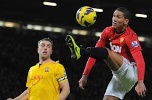 Smalling on Arsenal match: Manchester United 'have to be the favorites'