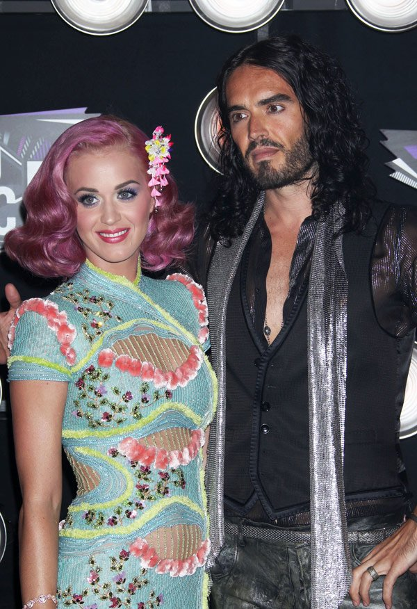Katy Perry & Russell Brand Are Officially Divorced