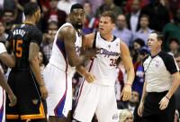 Blake Griffin Couldn't Be Stopped By The Suns But He Could, Apparently, Be Fought (VIDEO)