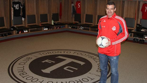 No time for regret as TFC coach Nelsen set for final game