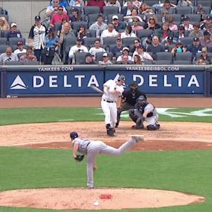 Loney's diving stop
