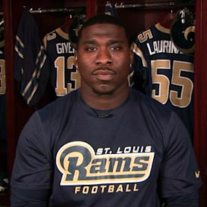 'NFL Fantasy Live': St. Louis Rams running back Zac Stacy talks his breakout year