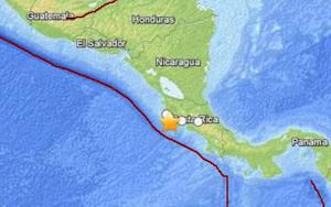 Huge 7.9 Earthquake Hits Costa Rica