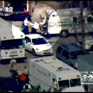 Harvey Hostage Situation Resolved Peacefully; Suspects In Custody