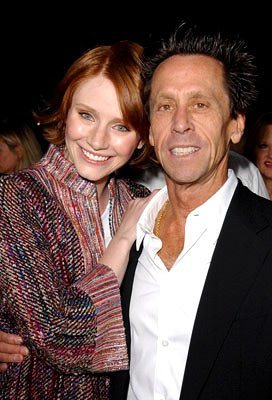 Bryce Dallas Howard and Brian Grazer at the Hollywood premiere of Universal Pictures' Friday Night Lights