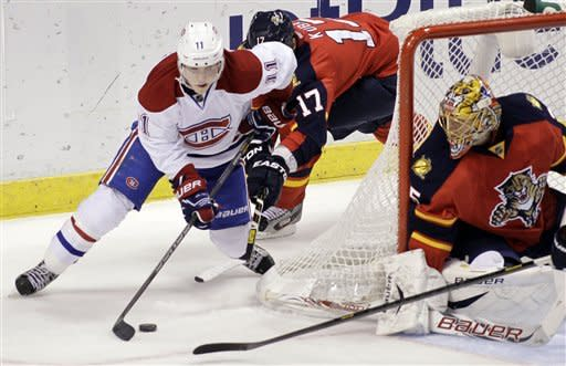 Ryder's power-play goals lift Canadiens to win