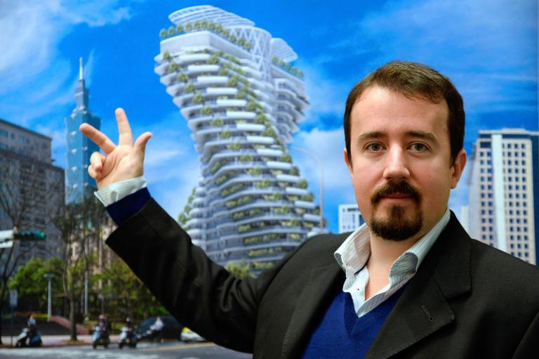 Food in the sky? Highrise farming idea gains ground
