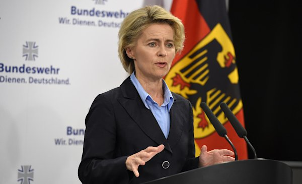 Germany to send anti-tank weapons, rifles to Iraqi Kurds