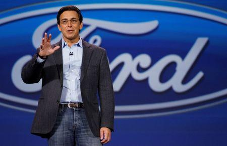 Ford charts cautious path toward self-driving, shared vehicles