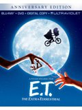 E.T. The Extra-Terrestrial Box Art