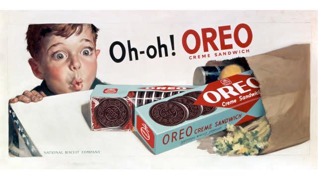 Oreo Celebrates 100 Years of Twisting, Licking and Dunking