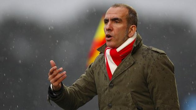 Paolo Di Canio's future at Swindon remains unclear