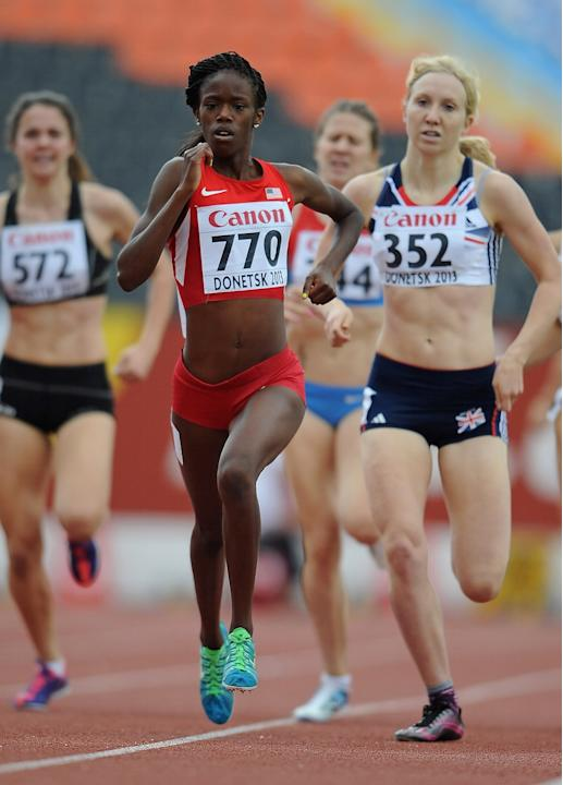 IAAF World Youth Championships - Day 2