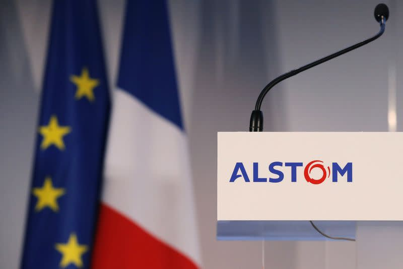 Alstom to pay record $772 million to settle bribery charges with U.S.