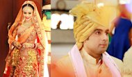 The Wedding Story of Aamna Sharif and Amit Kapoor