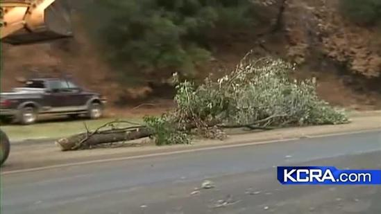 Mudslide concerns in Feather River Canyon