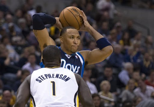 West, Hill lead Pacers over Mavs, 103-83