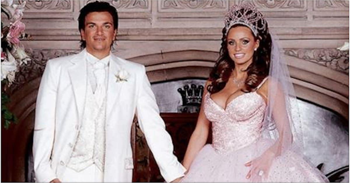 10 Ugliest Celebrity Wedding Dresses