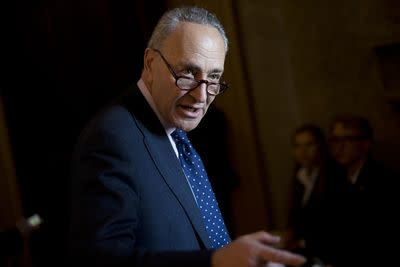 14 things to know about Chuck Schumer, Senate Democrats' likely next leader