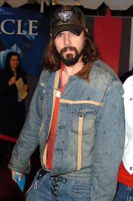 Rob Zombie at the LA premiere of Disney's Miracle