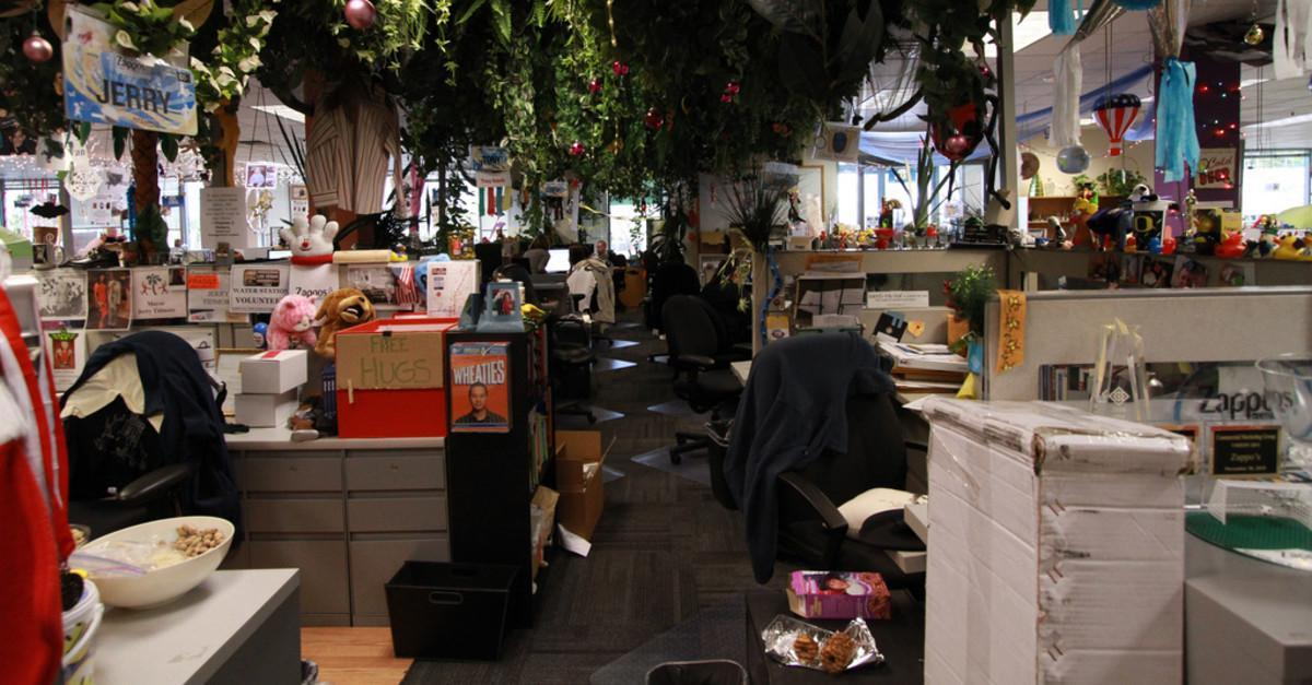 20 Coolest Offices Anywhere