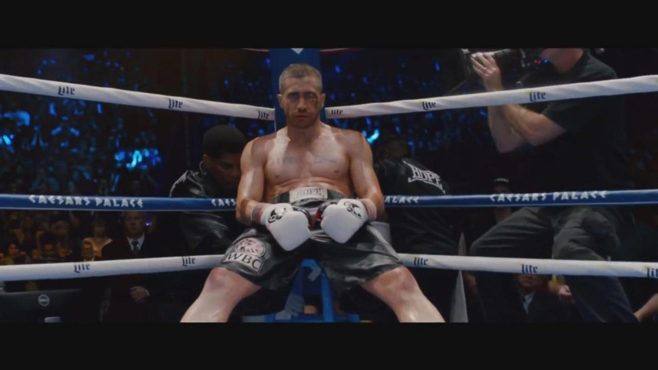 Jake Gyllenhaal Did 1,000 Situps a Day for 'Southpaw'