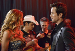Connie Britton, Charles Esten | Photo Credits: Katherine Bomboy-Thornton/ABC