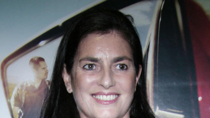 FILE - This Sept. 18, 2008 file photo shows Mary Richardson Kennedy, the estranged wife of Robert F. Kennedy Jr., in New York. An attorney on Wednesday, May 16, 2012 said Mary Kennedy has been found dead on Robert F. Kennedy Jr.'s property in Bedford, N.Y.  (AP Photo/Andy Kropa, File)