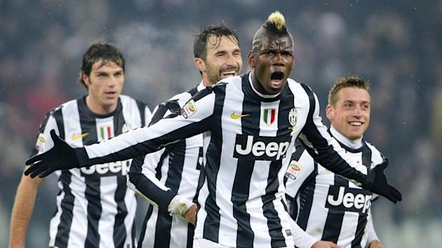 Paul Pogba Juventus Udinese 2013 AP/LaPresse