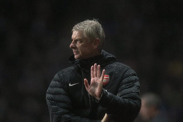 Arsene Wenger hit back at his critics after chants of 'you don't know what you're doing' against Villa