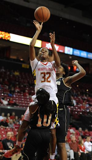 Thomas dominates, No. 8 Terps beat Terriers 110-53