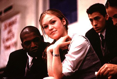 Mekhi Phifer , Julia Stiles and Andrew Keegan in Lions Gate's O