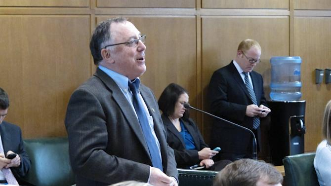 Oregon House scales back Democratic tax plan