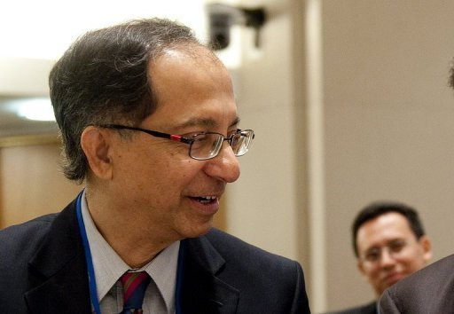 &lt;p&gt;The World Bank on Wednesday named Kaushik Basu, a Cornell University professor and former Indian official, pictured in 2011, as the institution&#39;s new chief economist and senior vice president.&lt;/p&gt;