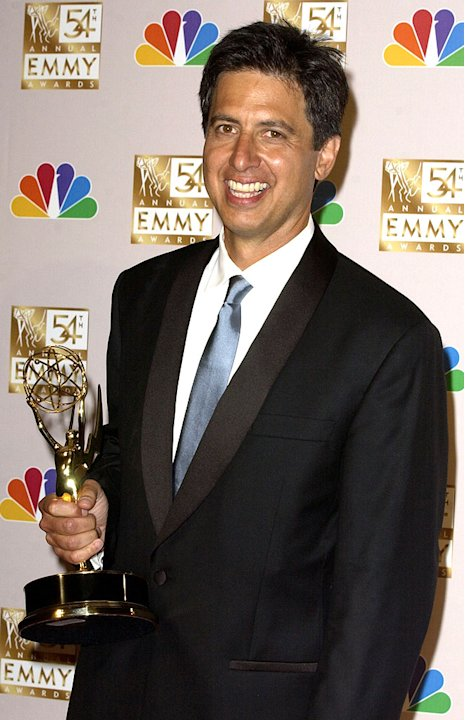 Ray Romano, winner of Best Lead Actor in a Comedy Series for &quot;Everybody Loves Raymond&quot; at the 54th Annual Emmy Awards. 
