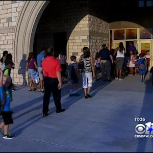 New School Welcomes New Students In Frisco ISD
