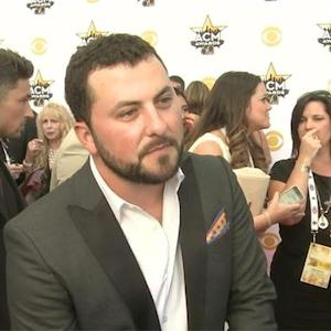The 50th Annual ACMs - Tyler Farr (Red Carpet Interview)
